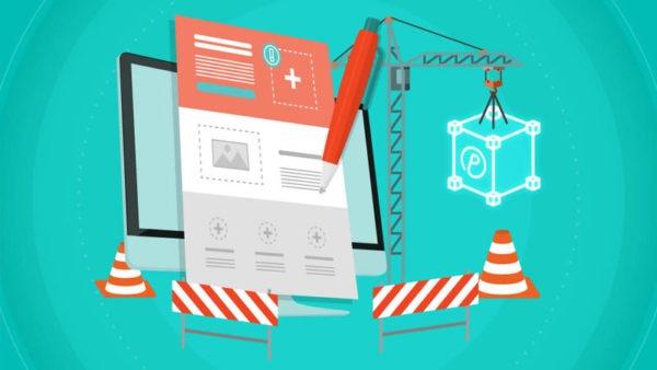 Construcción de Landing Page